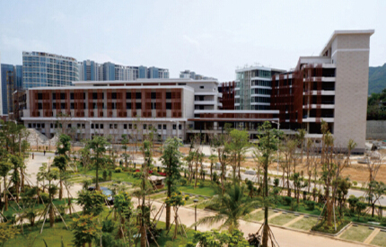 The Cardiovascular Rehabilitation Center of Sanya