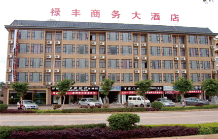 Yunnan Lufeng Business Hotel