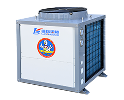 low temperature EVI heat pump-( monobloc -25℃)