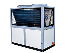 Multifunctional heat pump
